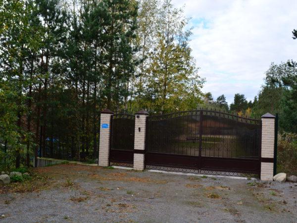 Фундамент под забор под ключ в Санкт-Петербурге