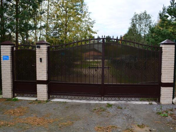 Строительство и проектирование: забор