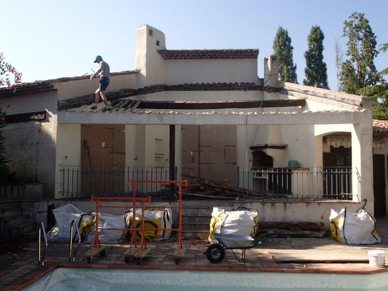 Строительство загородных домов под ключ в Европе